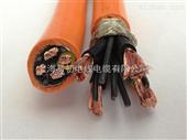屏蔽拖链电缆线4c*0.25平方  进口替代concab IGUS LAPP