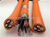 松下伺服电机专用电缆线4G25平方 耐折弯 耐油厂家