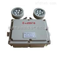 带蓄电池LED防爆双头应急照明灯价格