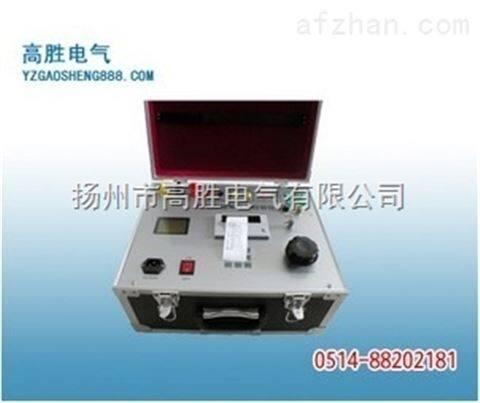 GS2210继电保护测试仪性能特点