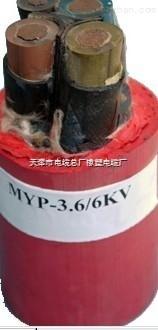 矿用移动橡套电缆MY电缆出厂价格