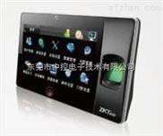 Biopad100/200超大屏全触摸式多媒体指纹考勤机