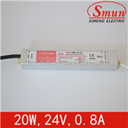 24V0.8A防水开关电源