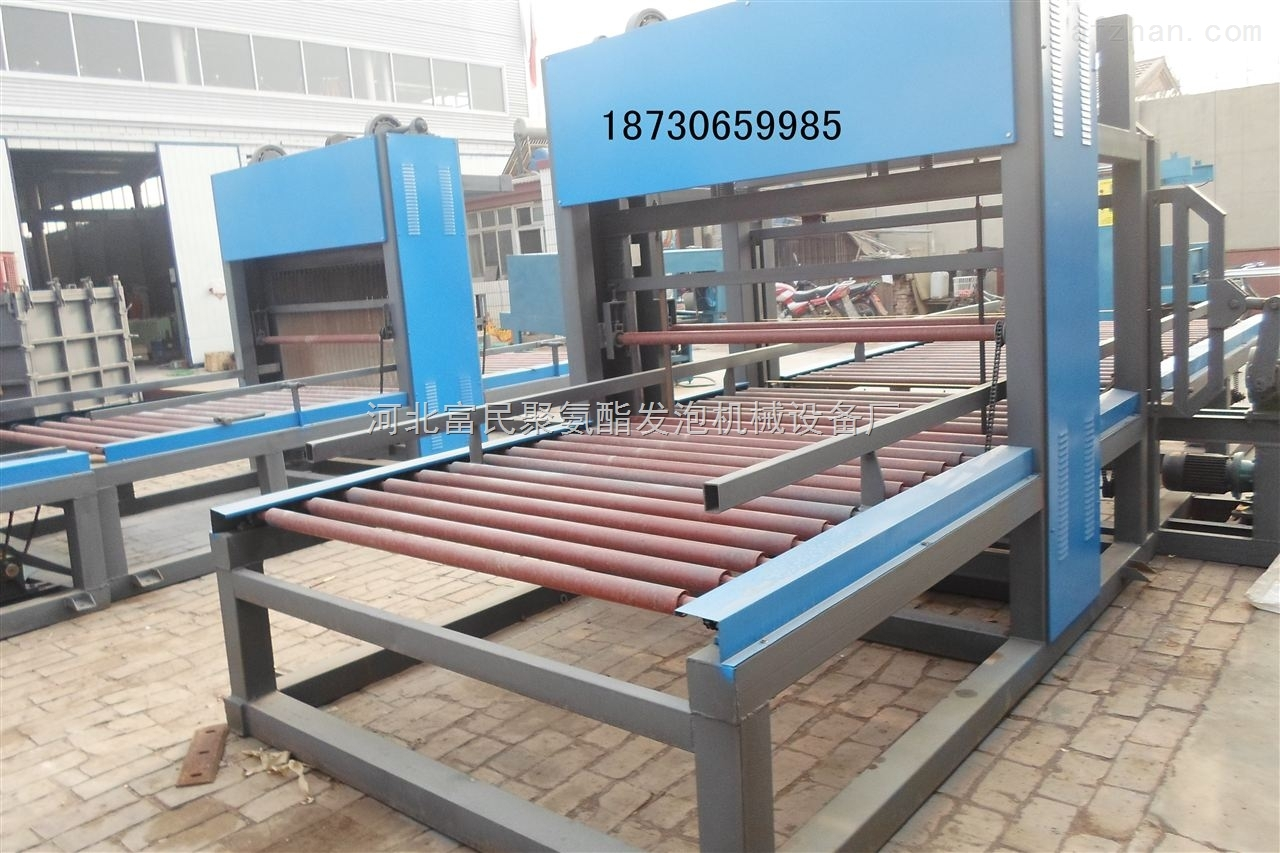 聚氨酯板材切割锯/保温板材设备