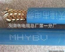 河北国标MHYV矿用信号电缆质量*