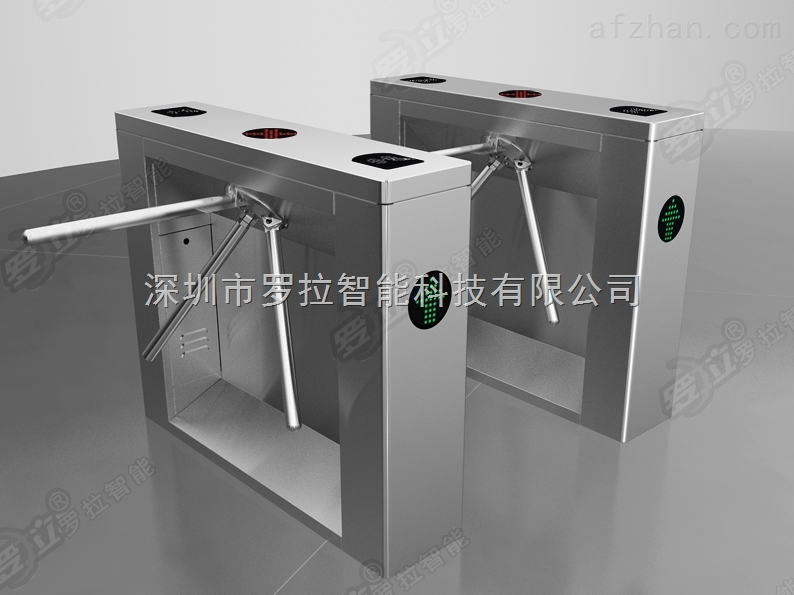 深圳桥式直角三辊闸