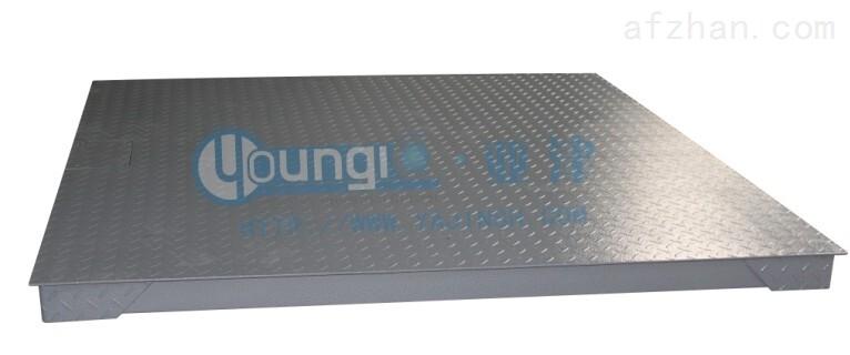 500公斤单层碳钢报警功能电子磅
