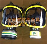 全面罩球型防毒面具(大视野)