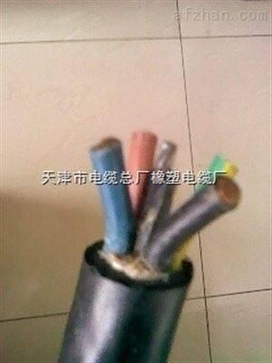 起重机专用电缆QXFW-J 5*2.5直销价格