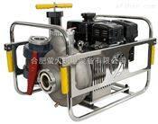 进口消防应急排污泵 移动式汽油机排污泵