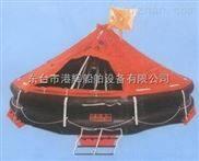 KHA-15人-长期供应气胀式抛头式救生筏