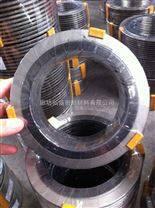 换热器用金属缠绕垫,带内外环金属缠绕用途