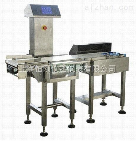 高精度自动重量检测机