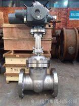 良工|Z941H|电动法兰铸钢闸阀|良工阀门著名品质