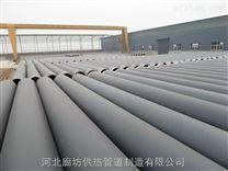 预制直埋式聚氨酯保温管 管道保温施工技术