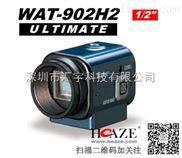 超低照度WATEC黑白工业摄像机