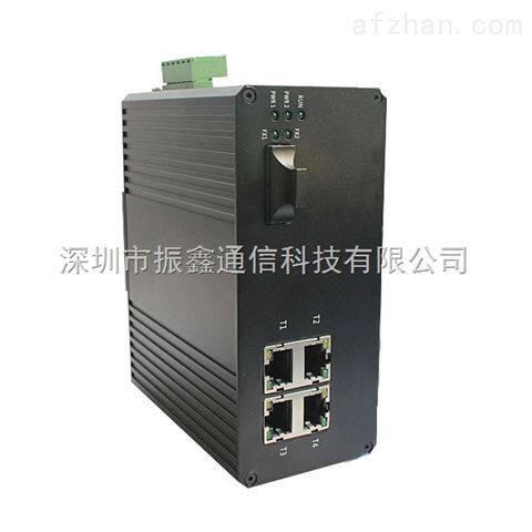 千兆网络光纤交换机
