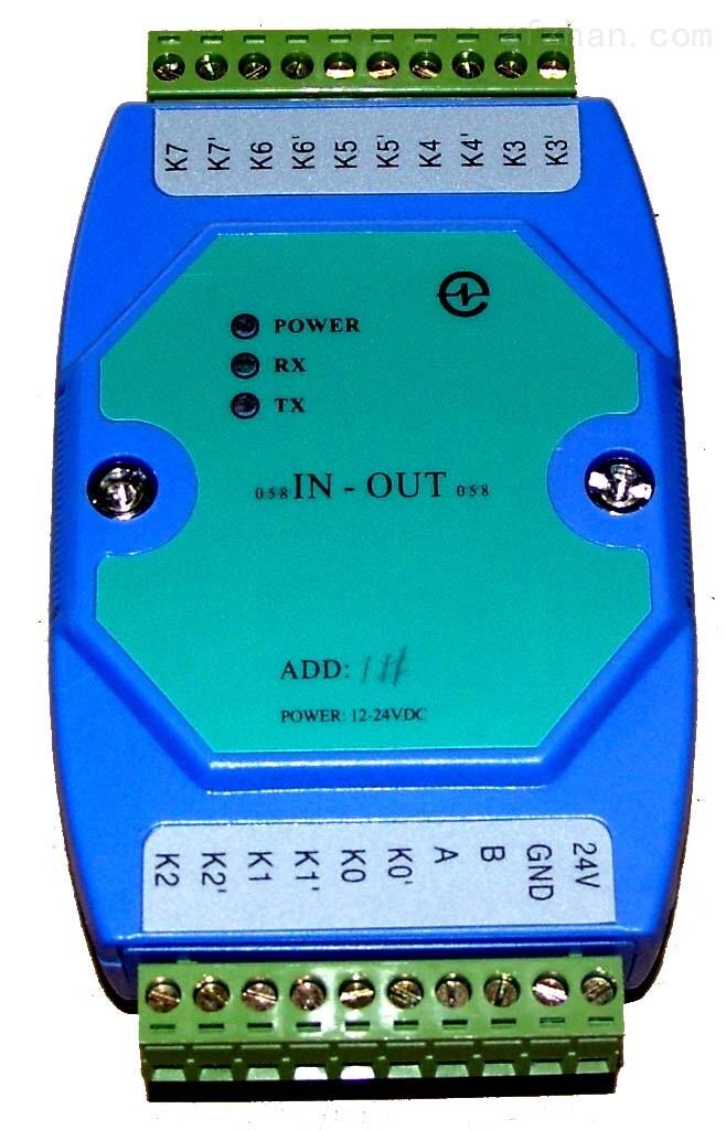 继电器卡_监控设备_监控系统及软件