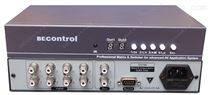 音頻切換器 4進1出 RCA接口 平衡或非平衡立體聲