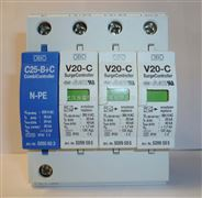 OBO防雷模块带遥信监测功能40KA