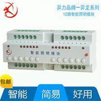 12路20a智能开关控制模块-继电器输出控制器