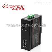 10/100M单模单纤60公里光纤收发器
