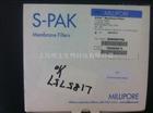 Millipore微生物检测0.22um无菌S-Pak滤膜47mm直径GSWG047S6