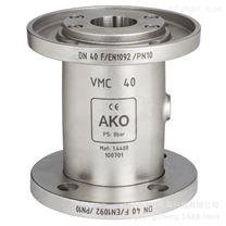 德国AKO    VMC气动夹管阀-法兰连接