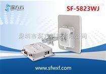 新款远距离港口数字网桥无线监控系统