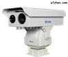 森林防火双光谱重云台摄像机,远距离昼夜监控络网络摄像机