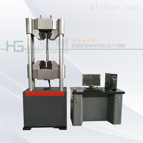 10KN螺纹钢钢筋螺栓紧固件液压万能试验机