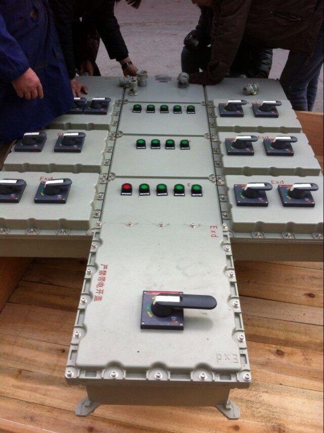 防爆动力检修箱功能与用途
