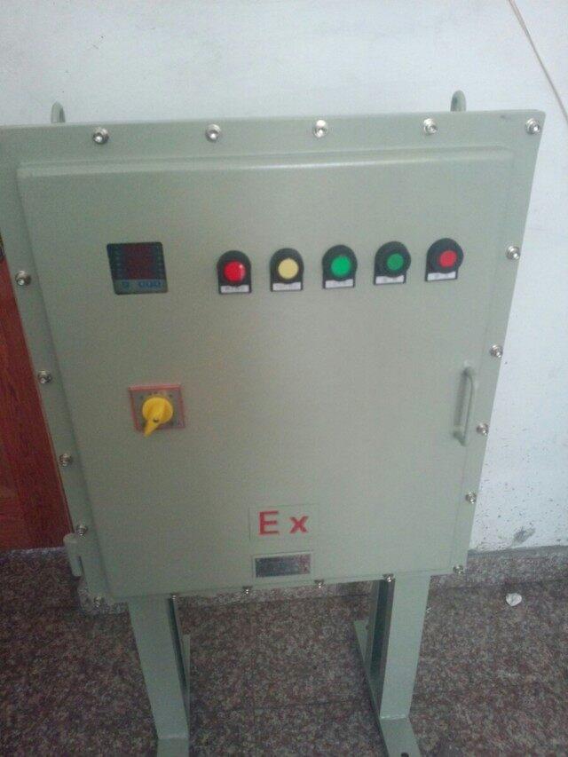 > 防爆配电箱的布线分线接线措施