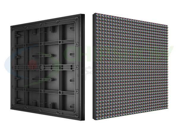 齊普光電將會*戶外p5表貼模組,該產品為點間距zui小的戶外led顯示屏圖片