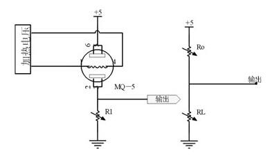 图4mq-5的等效电路