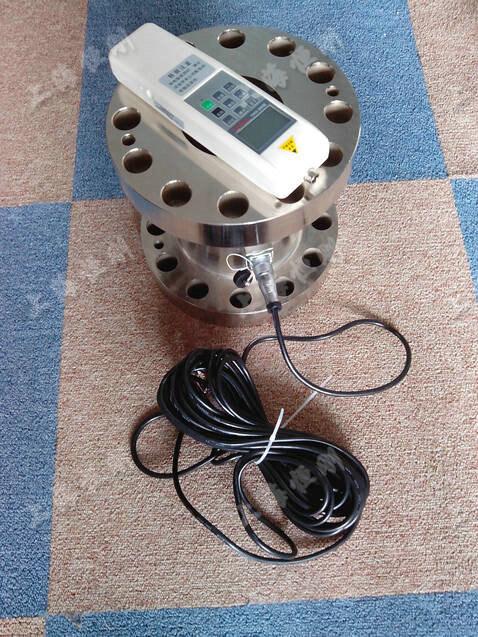 法兰电子压力测力计