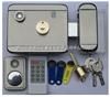 智能刷卡一体锁 遥控静音智能锁