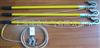 圆口螺旋压紧式操作棒,便携式短路接地线